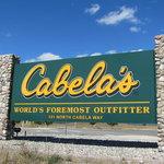 Cabelas post falls id