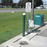 Kootenai county rv dump station