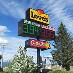 Loves travel stop post falls id