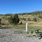Lake view rv park