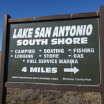 Lake san antonio south shore