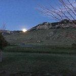 North fork campground buffalo bill sp