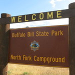 North fork campground buffalo bill sp