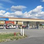 Sinclair gas station victor id