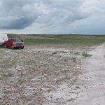 Baja off road vehicle use area