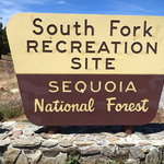 South fork recreation site