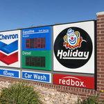 Chevron gas station herriman ut