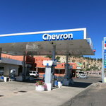 Chevron gas station mt carmel ut