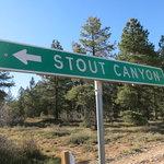 Stout canyon