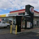 Shell gas station beaver ut