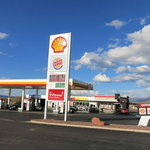 Shell gas station beaver ut