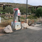 Texaco gas station hurricane ut