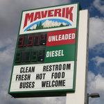 Maverik gas station la verkin ut