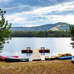 Denali outdoor center cabins campground