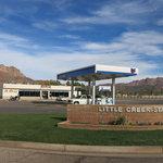 Chevron gas station hurricane ut