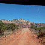 Loy butte road