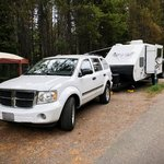 Colter bay village campground