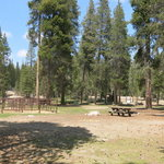 Horse camp campground