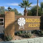 Windmill resort