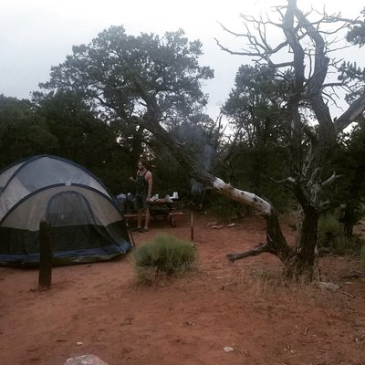 Canyon view campground