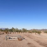 Mule mountains dump station