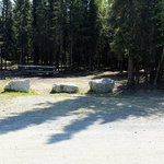 Peterson lake campground