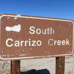 South carrizo creek