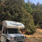 Steiner flat campground