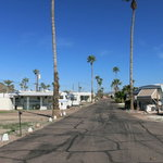 Sunset resort mobile home rv park