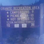 Granite hot springs bridger teton nf