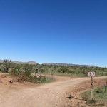 Old airstrip
