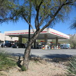 Shell gas station oro valley az