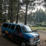 Stough reservoir campground