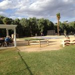 Oasis at death valley rv park
