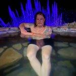 Riverbend hot springs
