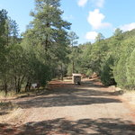 Lower gallinas campground