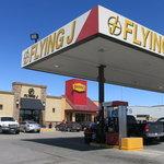 Flying j travel plaza el paso tx