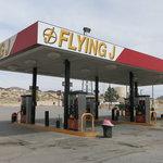 Flying j travel plaza anthony tx