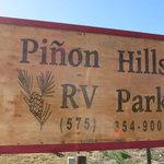 Pinon hills rv park