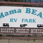 Mama bear rv park