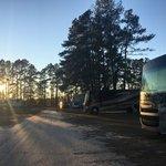 Bass lake campground dillon sc