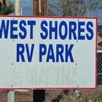 West shores rv park storage