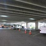Mary street parking garage