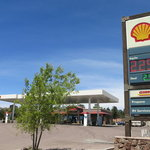 Shell gas station payson az