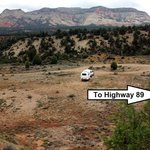 Old highway 89