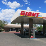 Giant gas station cottonwood az
