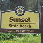 Sunset state beach