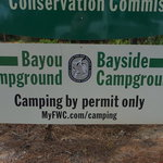 Bayside campground escribano point wma