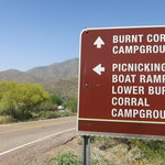 Lower burnt corral
