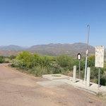 Tonto basin dump station